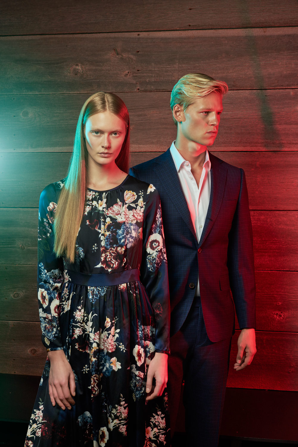 Editorial fashion series for Bogstadveien Magazine in Oslo by Håvard Schei.